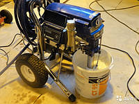 Graco Mark V малярно-штукатурный аппарат, фото 1