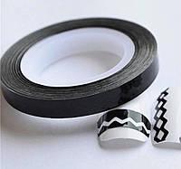Лента трафарет  для дизайна ногтей