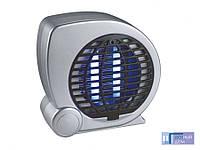 Светильник для уничтожения насекомых Delux AKL-15 с вентилятором серебро