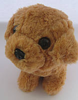 Игрушка мягкая Собака 13х18(высота) см.