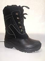 Мужские утепленные сапоги дутики пена 42 - 46 р-р, фото 1
