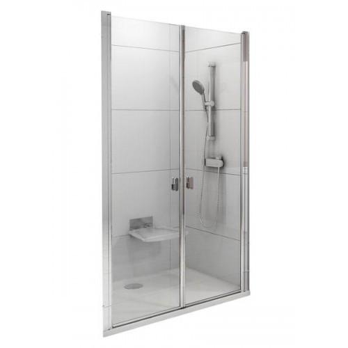 Душевые двери Ravak CSDL2-120 bright alu (Transparent) 0QVGCC0LZ1