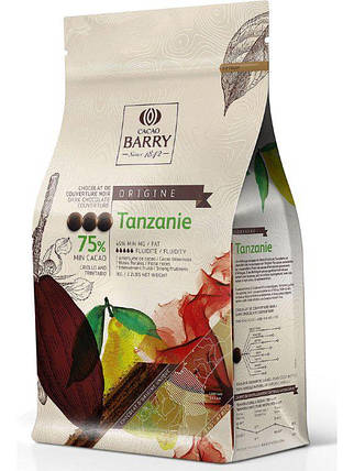 Cacao Barry Tanzanse Origine Какао Баррі Танзанія, фото 2