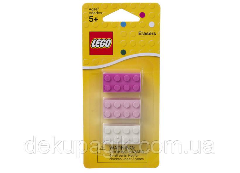 Набор стирательных резинок LEGO для девочек 852734
