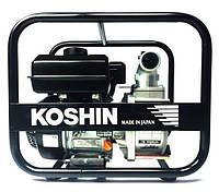 Мотопомпа Koshin STV-50X, фото 1