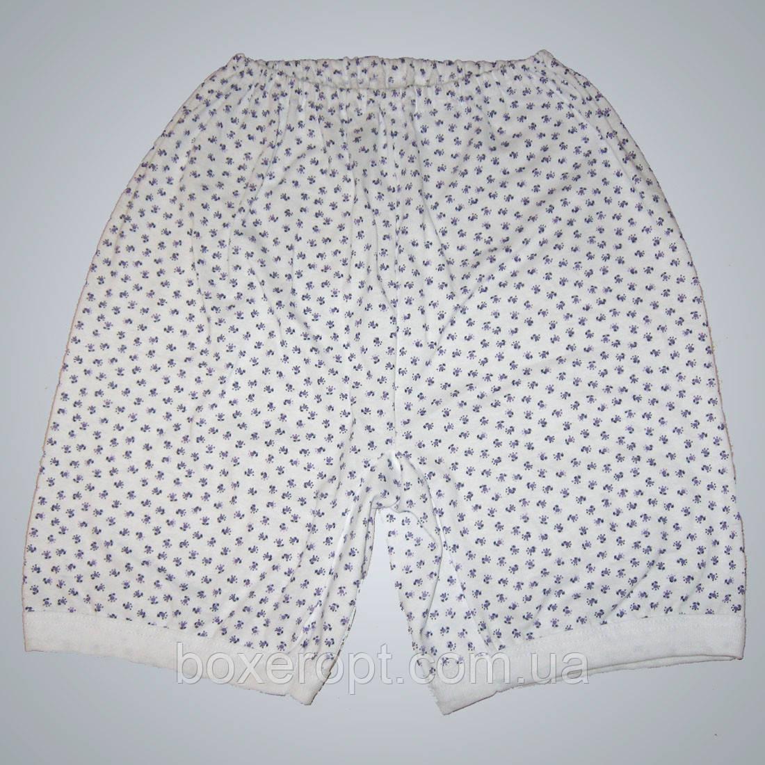 Панталоны женские трикотажные (ростовками)