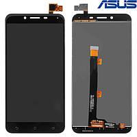 """Дисплейный модуль (дисплей + сенсор) для Asus Zenfone 3 Max (ZC553KL) 5.5"""", черный, оригинал"""