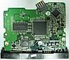 Плата HDD 80GB 7200 SATA 3.5 WD WD800JD-00JRA0 001293-001