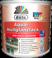 Аква-емаль Dufa Aqua-Hochglanzlack 0,75л глянцева