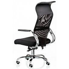 Кресло Special4You Supreme 2 black (E4992), фото 3