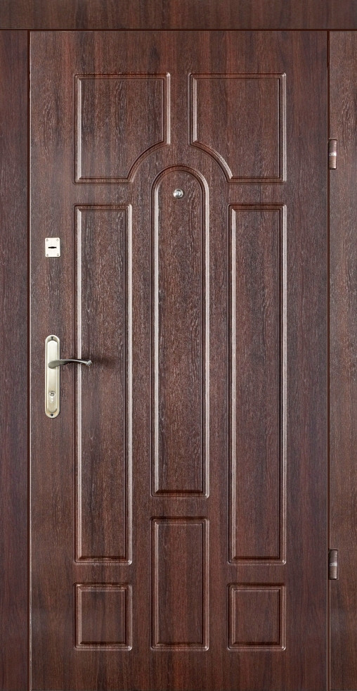 Входные двери «Редфорт (Redford) Арка» МДФ в квартиру