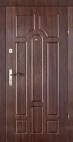 Входные двери МДФ в квартиру Редфорт Арка