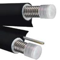 Двойной теплоизолированный трубопровод из нержавеющей стали с проводом под датчик температуры NanoFlex, фото 1