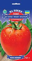 Насіння Томат Де-барао Червоний гігант 0,1 г
