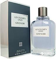 Givenchy Gentlemen Only edt 100 ml. мужской оригинал