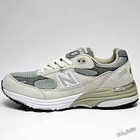 Кроссовки женские New Balance M993 Running / Walking Shoes (серые) Top replic