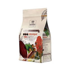 Темный шоколад Cacao Barry Origin Mexico 66% 1 кг / Какао Барри Мексика