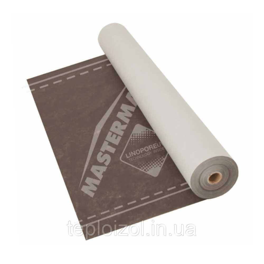 Гідроізоляційна супердифузійна мембрана Mastermax 3 Premium