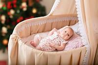 Що потрібно в ліжечко новонародженого