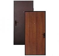 Дверь металлическая входная, тип М-3 с притвором