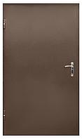 Дверь металлическая входная, тип Техно+