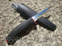 Нож Morakniv 711 | туристический нож mora | мора Allround 711 | Made in Sweden - Carbon Steel (11481), фото 2