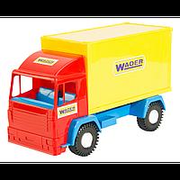 Мини контейнер арт. 39210, игрушечный грузовик, машинка, игрушка