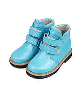 Ботинки Бирюзовые