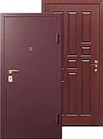 Дверь металлическая входная, тип ДМ-4