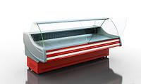 Холодильная витрина Соната 1.4  ПВХС Технохолод