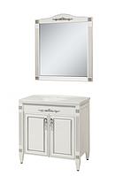 Комплект мебели в ванную Romance 80