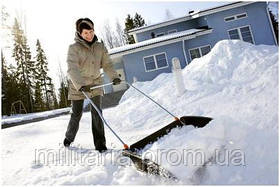 Скребок Fiskars для уборки снега (143050), фото 2