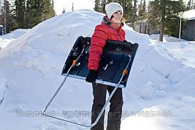 Скребок Fiskars для уборки снега (143050), фото 3