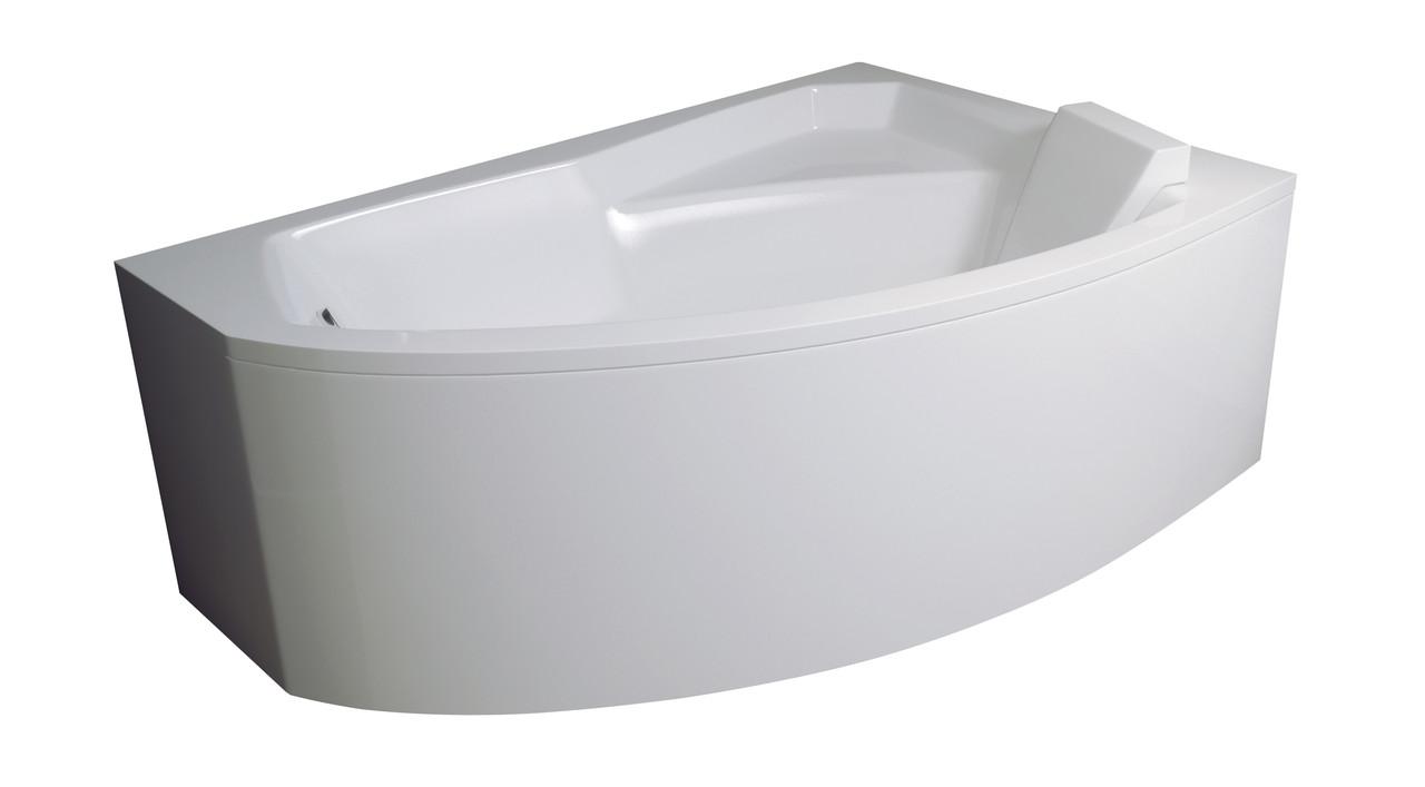 Акриловая ванна Rima 130х85 (правая) Besco PMD Piramida