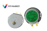 Оригинал. Двигатель GM-16-2F304 для микроволновой печи LG код 6549W1S017D, 6549W1S011F