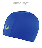 Тканевая шапочка для плавания Arena Training Polyester (Royal)