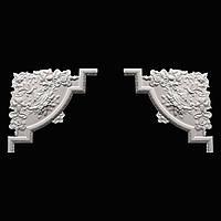 Угловой декор для стены #М313