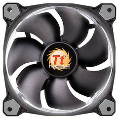 "Кулер Thermaltake Riing 14 White LED (CL-F039-PL14WT-A) ""Over-Stock"""