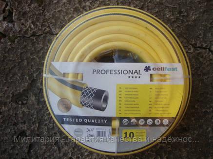 "Поливочный шланг Professional (Cellfast) 25 м. 3/4"", фото 2"
