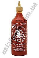 Соус Шрирача с чесноком (51% чили) Sriracha Flying Goose Brand 455 мл, фото 1