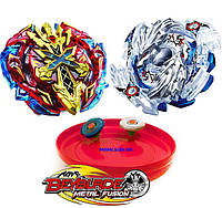 Набор Бейблейд Beyblade Burst Взрыв Xeno Xcalius и Longinus Luinor