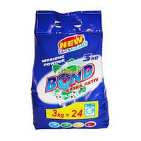 Стиральный порошок Bond Extra 3 кг (8594010050787)