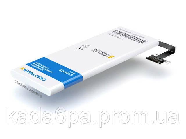 Аккумулятор Craftmann для iPhone 4S 616-0579 1750mAh усиленный