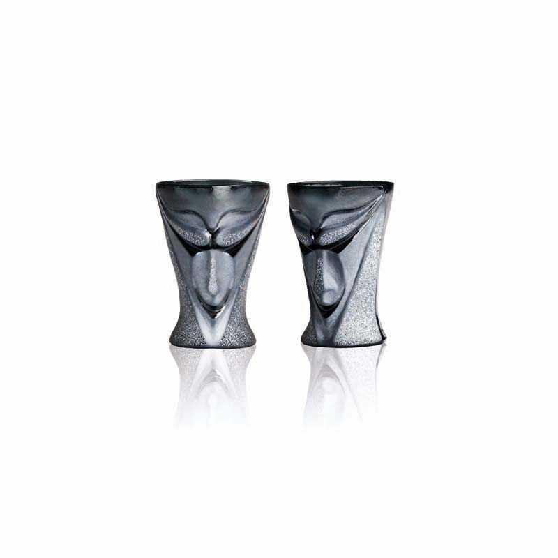 Набор стопок для шнапса, Maleras,MASQ Tableware Lucifer Schnaps, 2 предмета