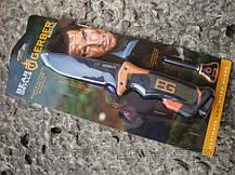Нож для выживания BEAR GRYLLS ULTIMATE PRO FIXED BLADE (31-001901), фото 3