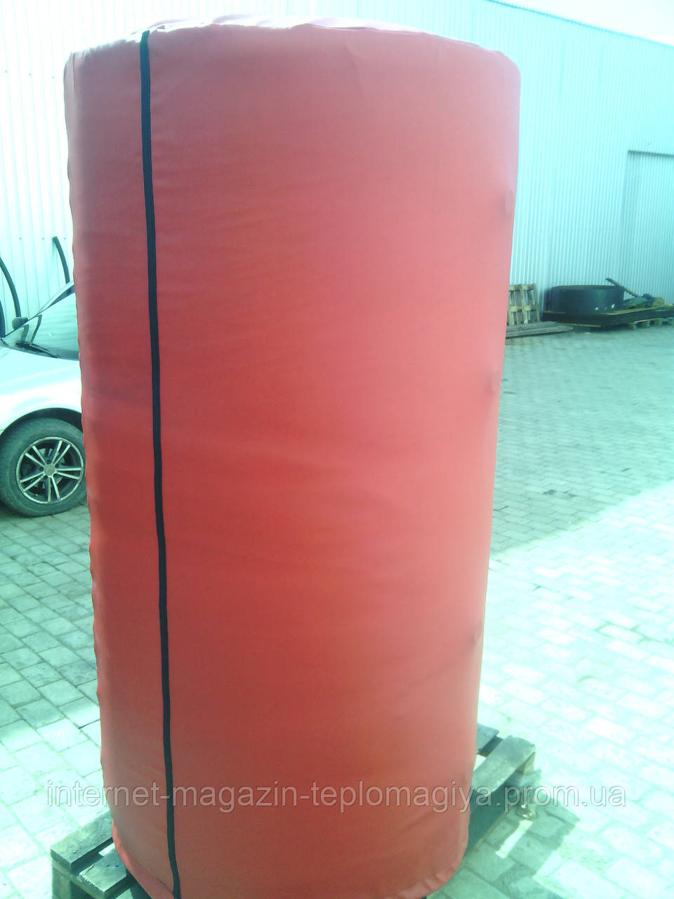 Буферная емкость AB-3000 л.