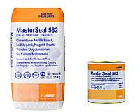 Гидроизоляция цемент-акриловая  Masterseal 582