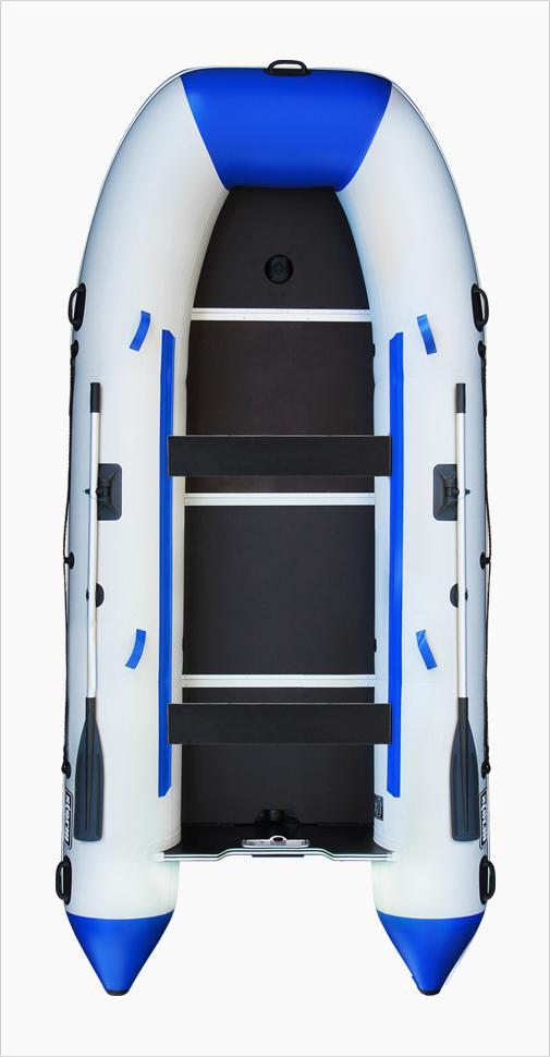 Лодка килевая Aqua-Storm STK450E