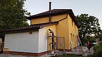Оштукатуривание фасада нанесение декоративной штукатурки фасадные работы