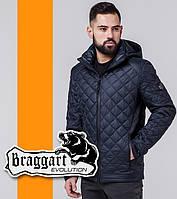 Braggart 1358 | Весенне-осенняя мужская ветровка синий